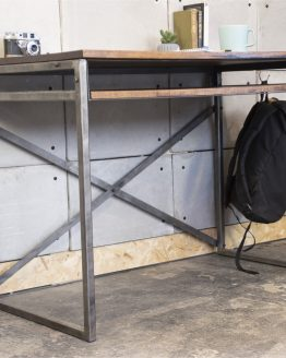 industrial style desk custom furniture made in hong kong