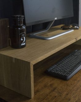 customized monitor stand