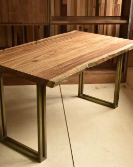 Custom Slab Dining Table
