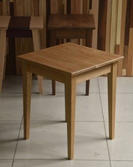 solidwood side table